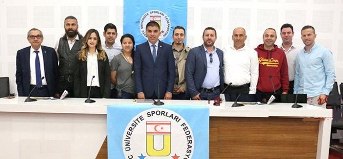 Üniversite Sporları'nda genel kurul 1 Eylül'de