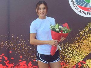 Tuğba Aydın Türkiye şampiyonu