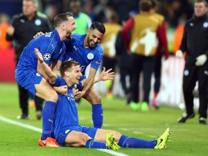 Juve ve Leicester City çeyrek finalde