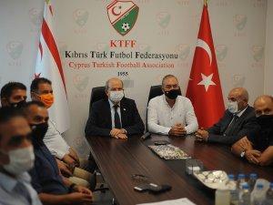 Tatar'dan KTFF'ye ziyaret