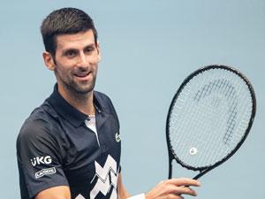 Djokovic'ten bir rekor daha