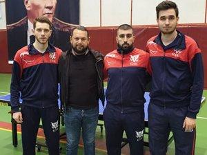 GAÜ, Türkiye Süper Ligi'nde üçüncü sırada