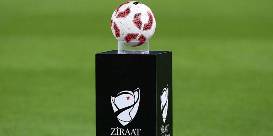 Türkiye Kupası'nda son 16 turu başlıyor