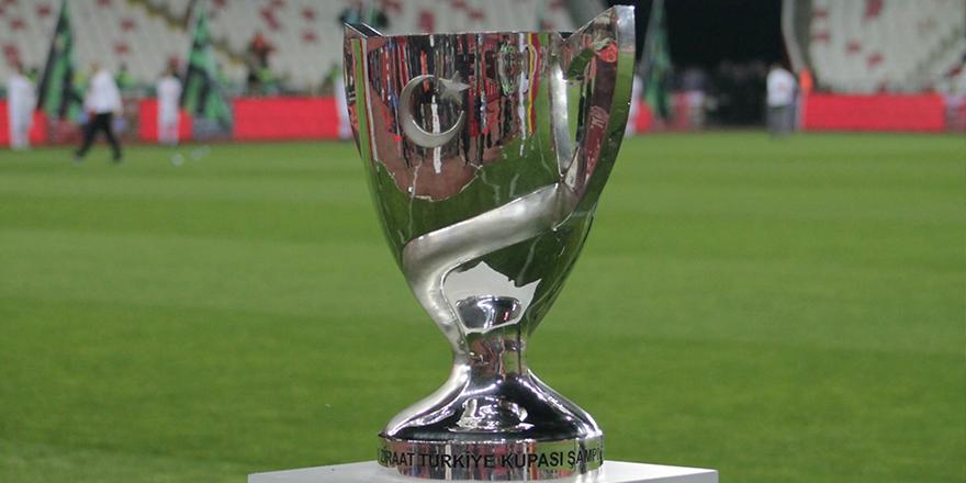 Türkiye Kupası'nda çeyrek final eşleşmeleri belirlendi