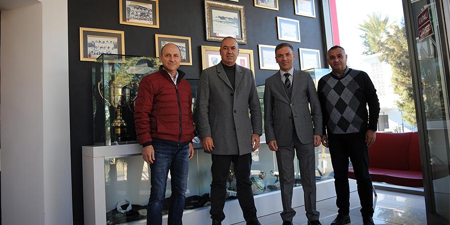 Kıbrıs Türk Futbol Müzesi için girişim başlatıldı