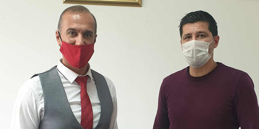 Sapsızoğlu, federasyon hedeflerini Topcu'ya anlattı