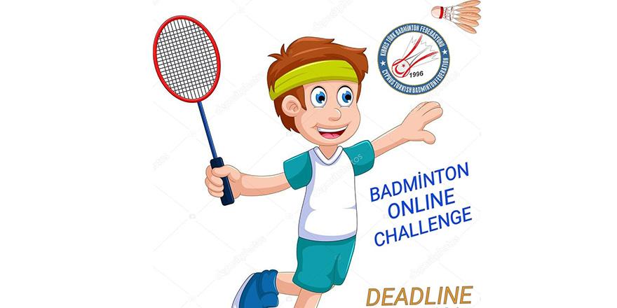 Badmintondan online yarışma