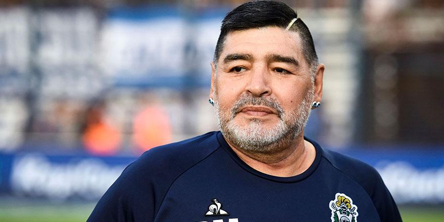 """Sağlık Kurulu: """"Maradona'nın sağlığı kaderine terk edildi"""""""
