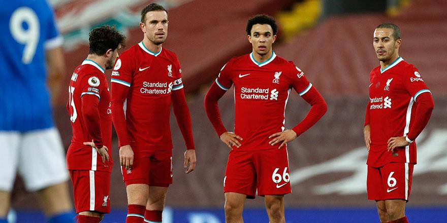 Liverpool futbolcularından ortak bildiri