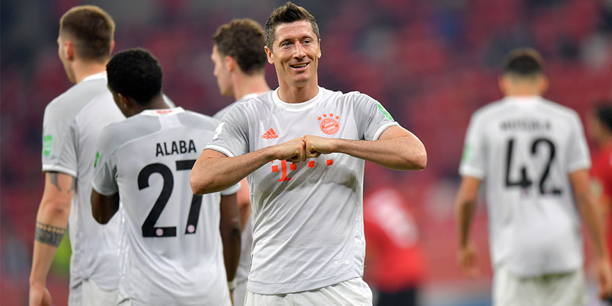 Almanya'da şampiyon Bayern