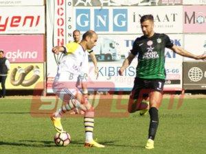 Girne'de Doğukan'ın imzası: 0-1