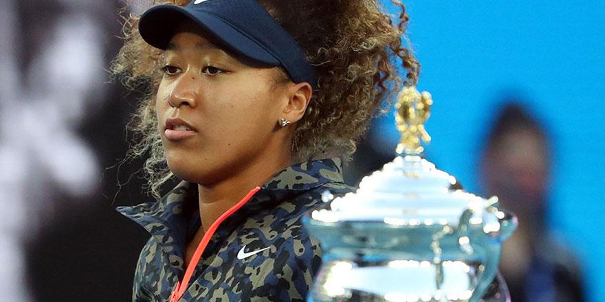 Avusturya Açık'ta şampiyon Naomi Osaka