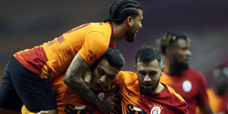Galatasaray seriye devam: 2-0