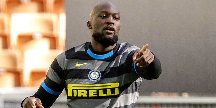 Lukaku'dan Inter tarihine geçen gol