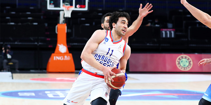 Erten'li Efes'ten Real Madrid'e fark