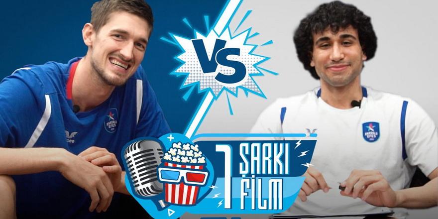1 Şarkı 1 Film: Tibor Pleiss vs Erten Gazi