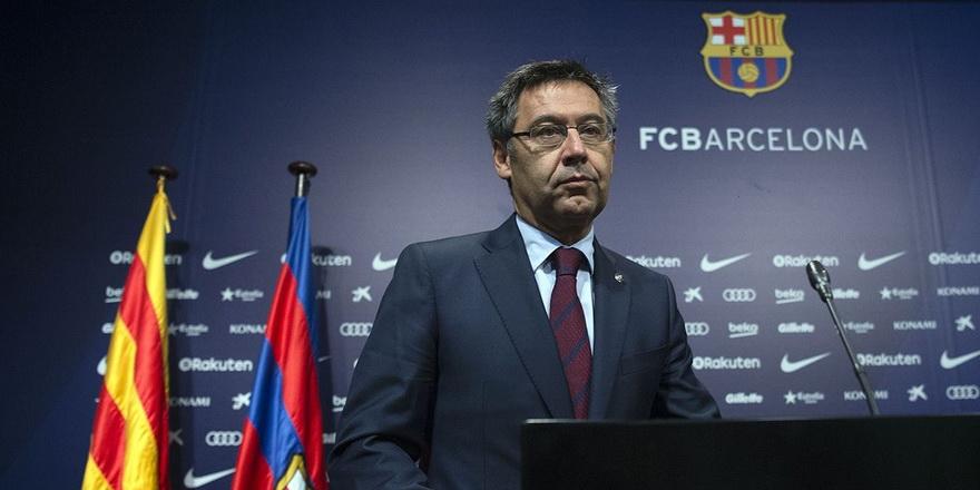 Barcelona'nın eski başkanı gözaltında