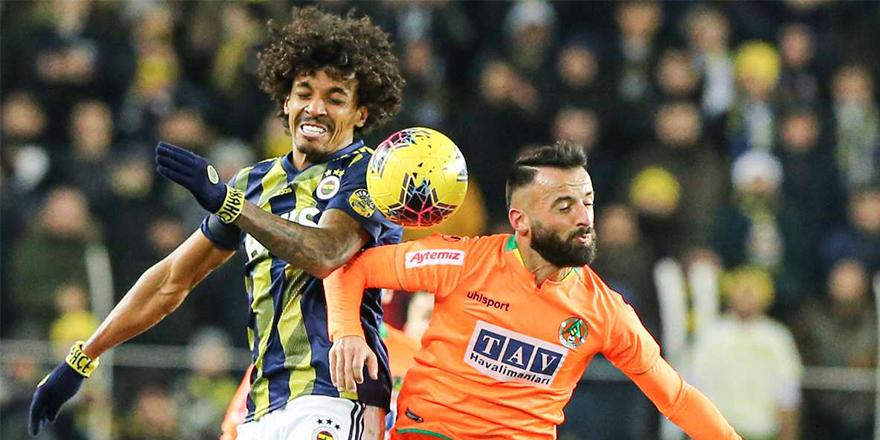 Fenerbahçe'nin konuğu Alanyaspor