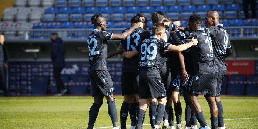 Trabzonspor 'Paşa'yı geçti: 1-2