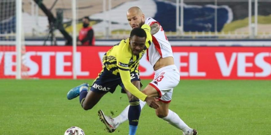 Fenerbahçe fırsat tepti: 1-1