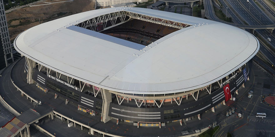 Türk Telekom Stadı'nın çatısına Güneş Enerjisi Santrali kuruluyor