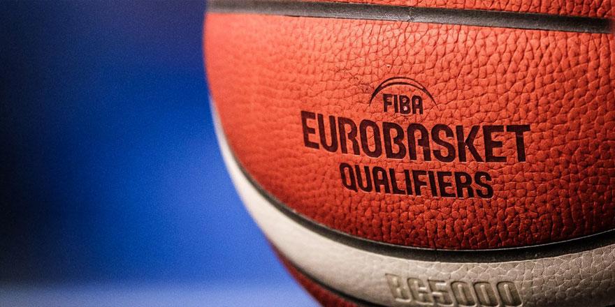 FIBA 2022 Erkekler Avrupa Şampiyonası'nın kura çekimi 29 Nisan'da gerçekleştirilecek