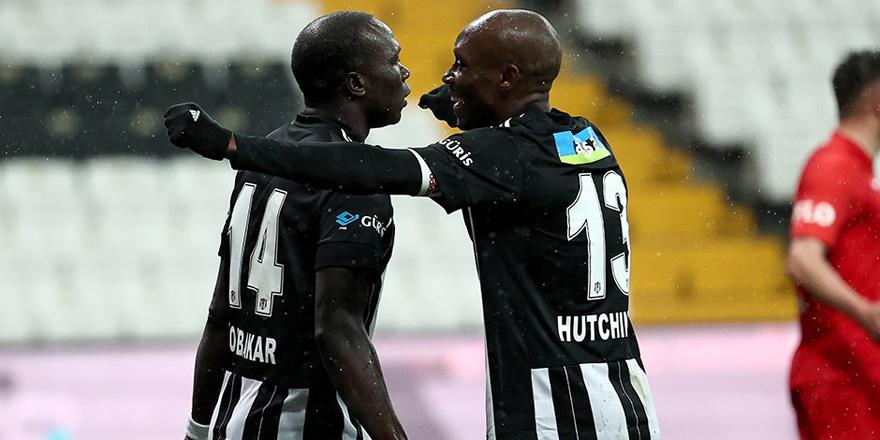 Vincent Aboubakar, liderliği getirdi: 2-1