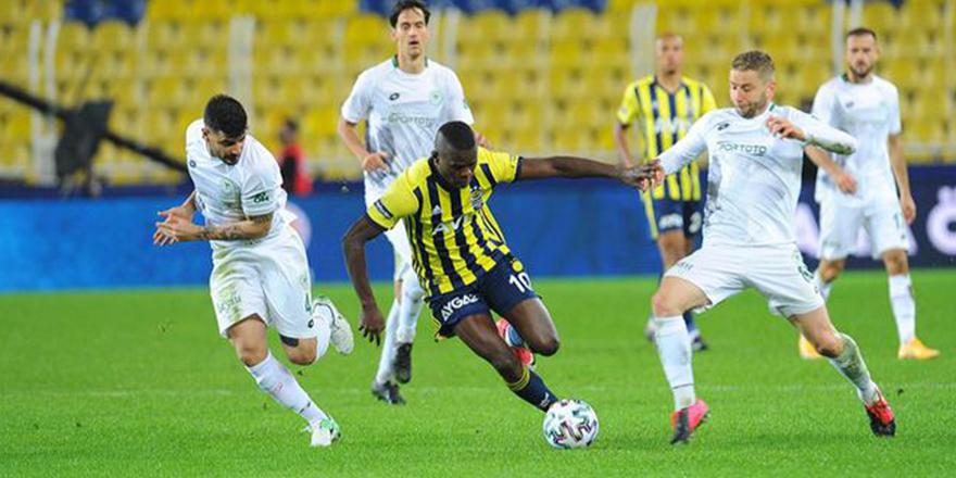 Fenerbahçe, Konya deplasmanında