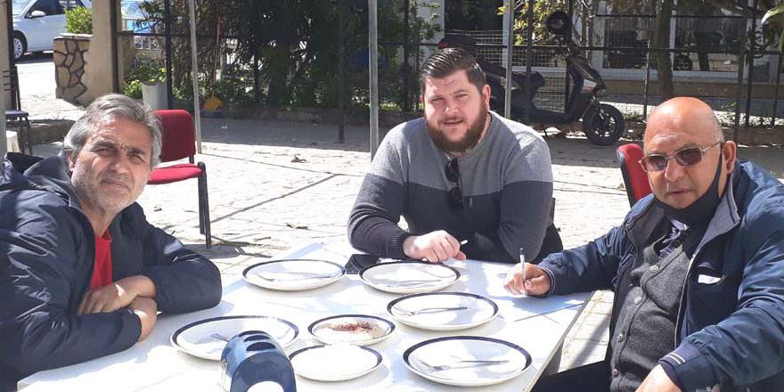 Yenicami'de moral yemeği düzenlendi