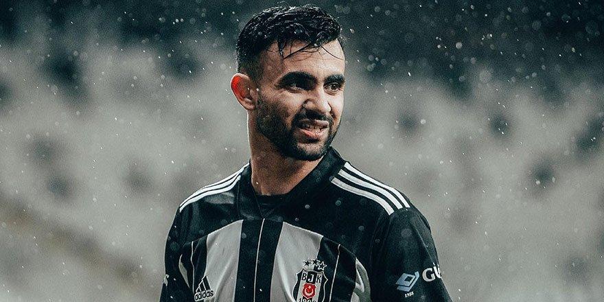 Ghezzal'ın Beşiktaş'ta kalma şartı