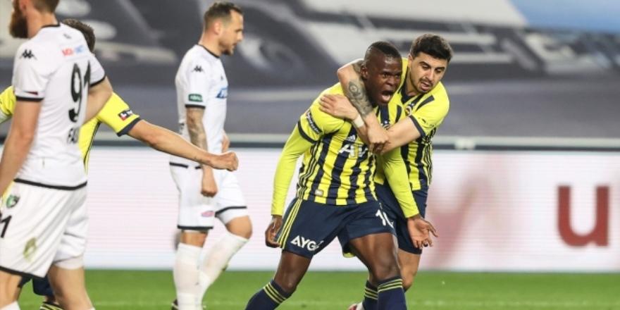 Fenerbahçe hata yapmadı: 1-0
