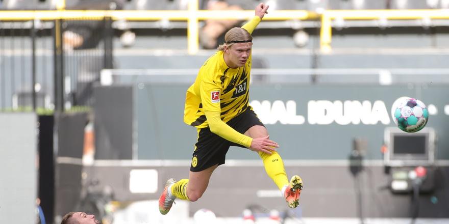 Dortmund, Haaland'ı bırakmak istemiyor