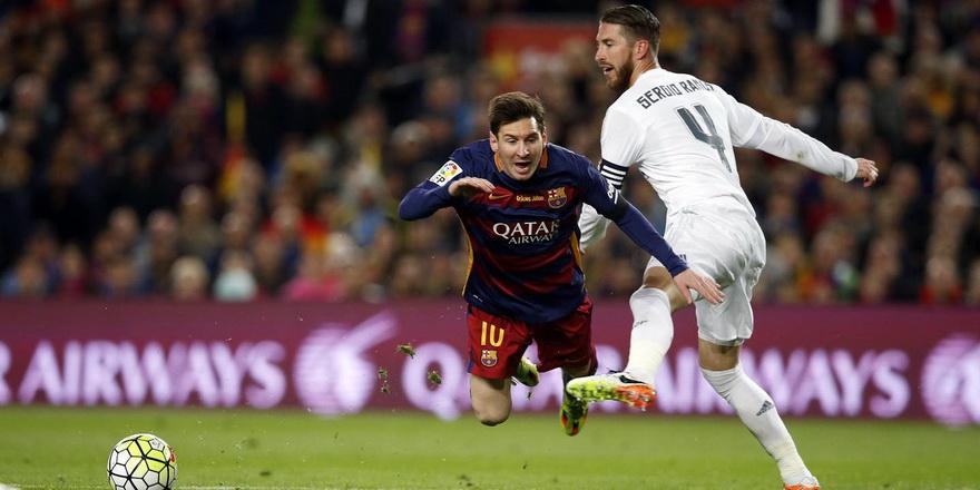 Ramos'tan Messi itirafı: Acı çektik