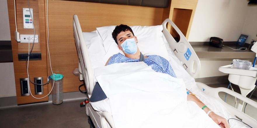 Altay ameliyat edildi