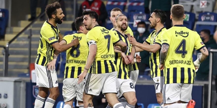Fenerbahçe zirveye yaklaşıyor: 1-2