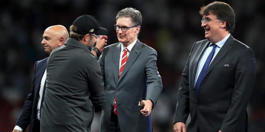 Liverpool sahibi özür diledi