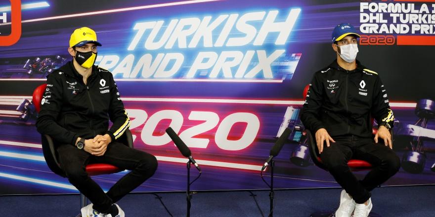 Türkiye Grand Prix'si takvime dahil oldu