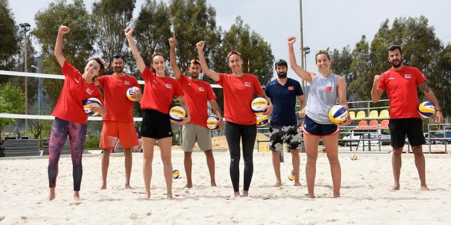 Merve'li Türkiye çeyrek finalde