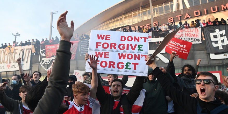 Arsenal satılıyor
