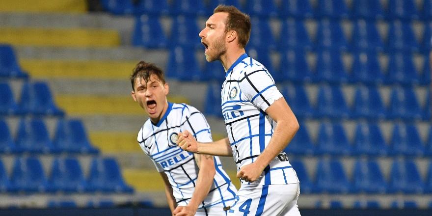 İtalya'da şampiyon Inter