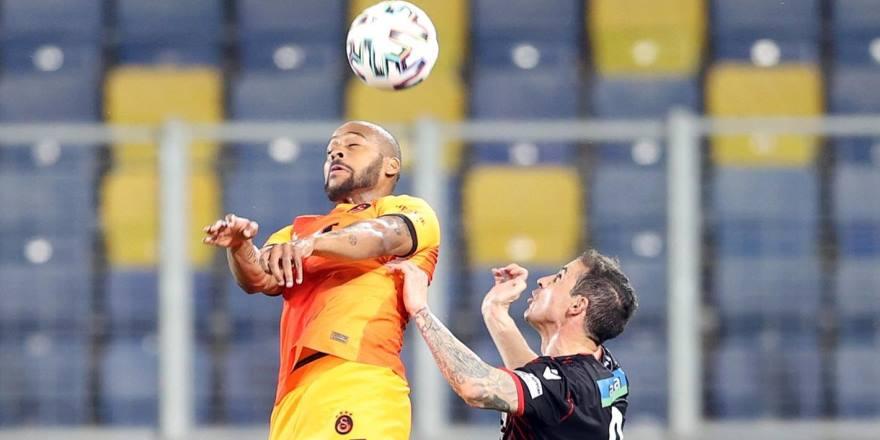Galatasaray Ankara'da kazandı: 0-2
