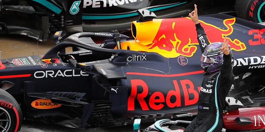 Lewis Hamilton'ın İspanya geleneği sürüyor
