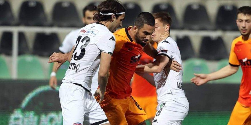 Galatasaray zirveyi yakaladı