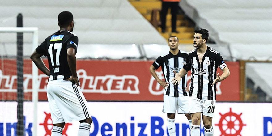 Beşiktaş kredisini kaybetti
