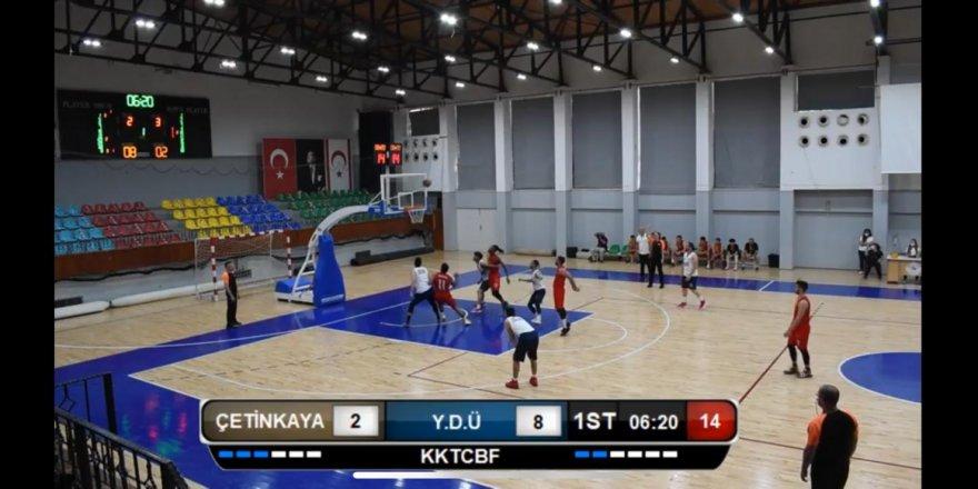 Basketbolda bir ilk: Maçlar internetten canlı yayınlanacak