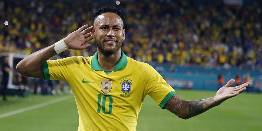 Brezilya'nın altın çocuğu: Neymar