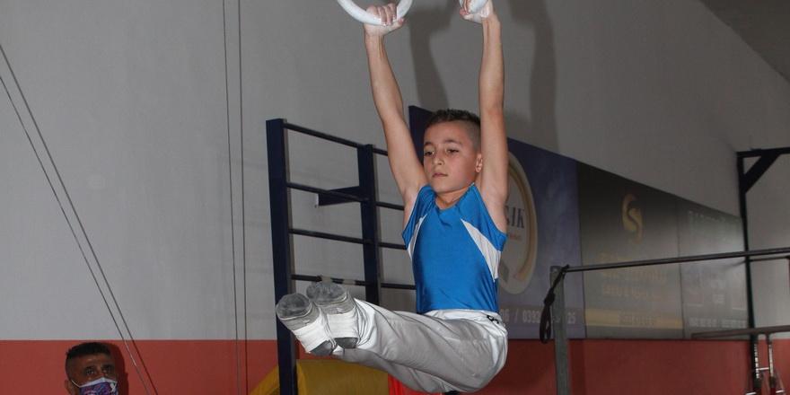 Cimnastikçiler Türkmen anısına yarışacak