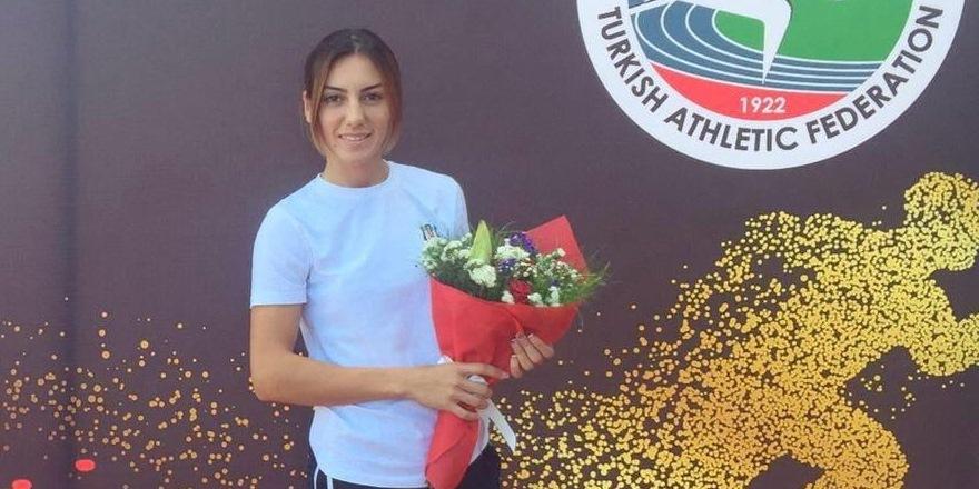 Atletlerimiz Türkiye Şampiyonası'nda yarıştı