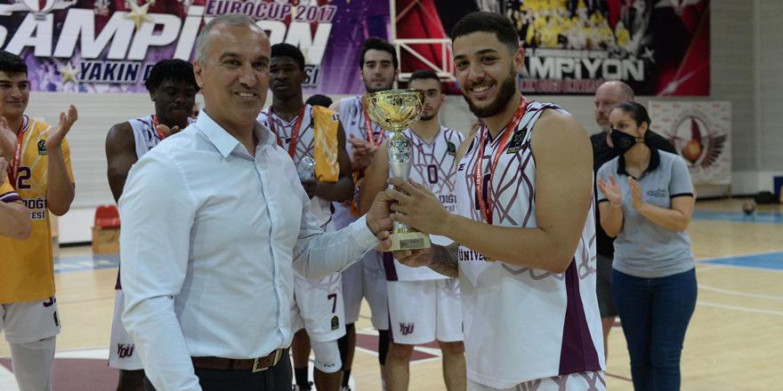 Ünilig'in şampiyonu YDÜ