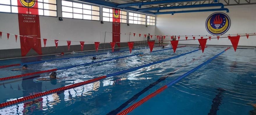 TED, Yüzme Eğitim Programı hazırladı